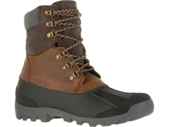Kamik Hudson 5 Chaussures Homme, dark brown
